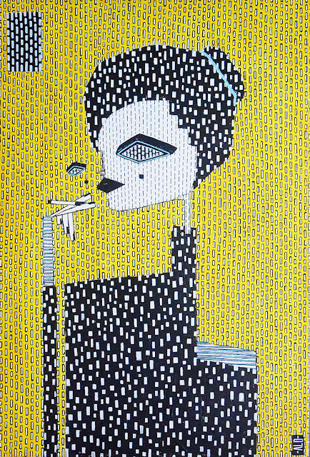 alo artist street art urban Aristide Loria contemporary art alo saatchi london