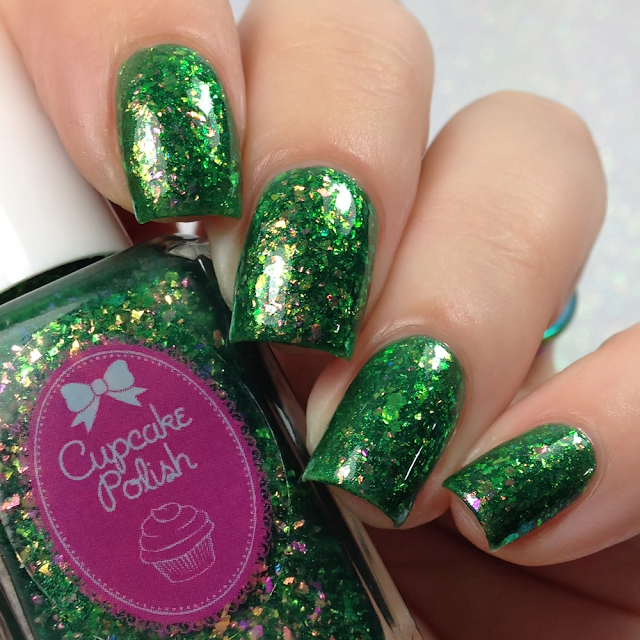 Cupcake Polish-Wicked Through and Through