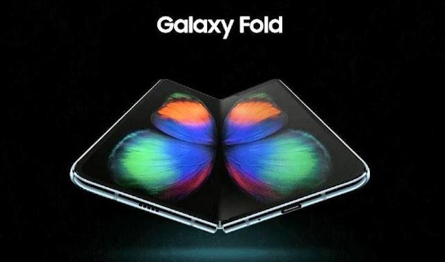 شراء جهاز سامسونج Galaxy Fold القابل للطي
