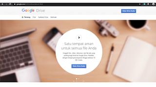 kegunaan google drive  untuk tenaga administrasi dan guru