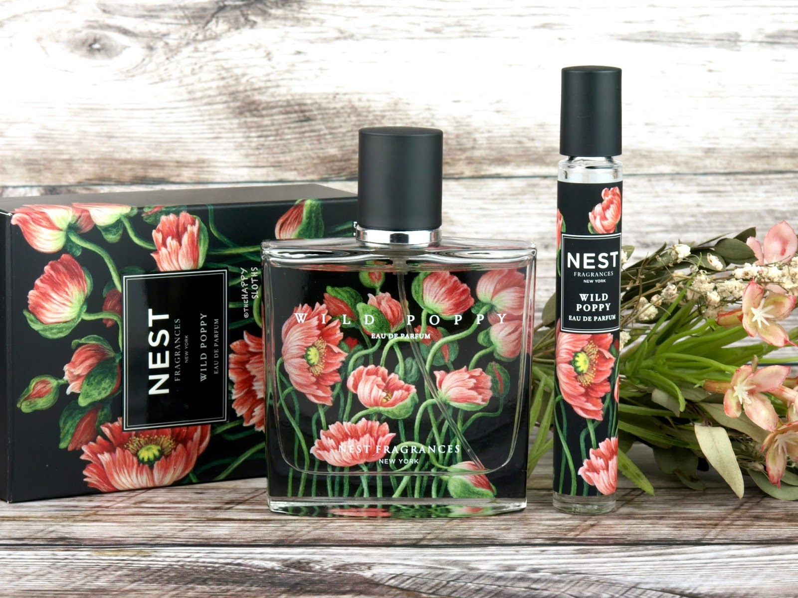 NEST Fragrances | Wild Poppy Eau de Parfum: Review