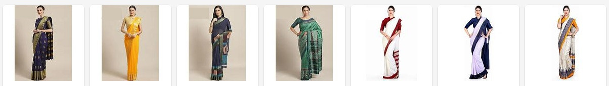 Uniform Sarees Maker Supplier Tailor Service Provider from Gujarat India
