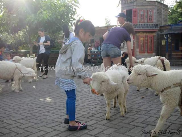 Harga Tiket Masuk dan Jam Buka 10 Tempat Wisata di Lembang