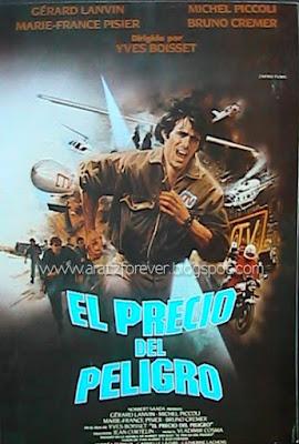 El precio del peligro, Le prix du danger, 1983, Yves Boisset, Robert Sheckley,  Michel Piccoli
