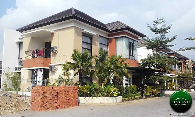 Rumah Mewah dalam Perumahan Elit jalan Imogiri Barat