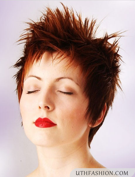 Short hairstyles for older women short hairstyles for older women - Spiked Haircuts For Women
