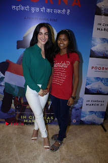 The Red Carpet Of The Special Screening Of Poorna  0057.JPG