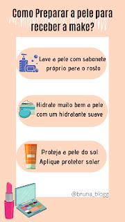 DICAS DE PELE