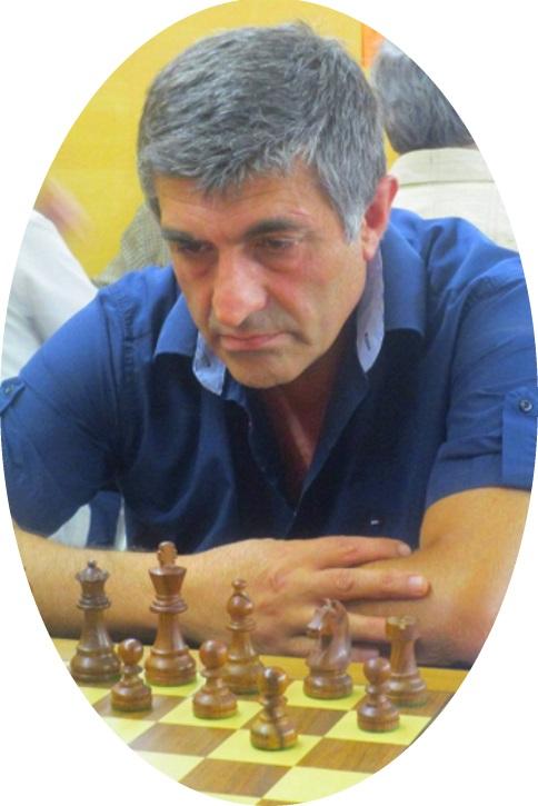 El ajedrecista Karen Movsziszian