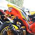 Modifikasi Monoshock Yamaha Aerox 155, Jadi Makin Sangar!