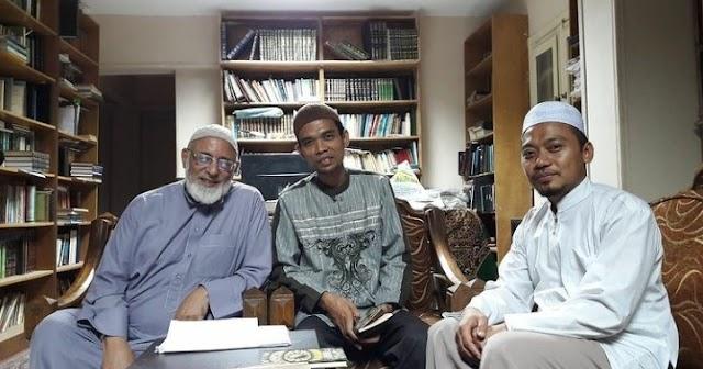 Ustad Abdul Somad : 7 Perbuatan yang Bisa Melenyapkan Semua Amal | PikiranSaja.com