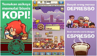 Game Bisnis Own Coffee Shop