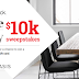 Overstock $10,000 Sweepstakes