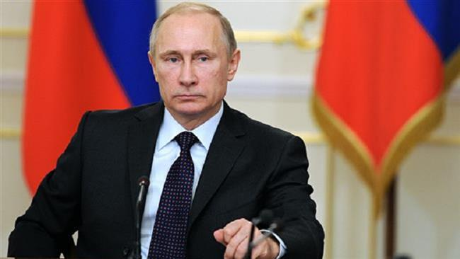 Syrian government of President Bashar al-Assad had no role in Idlib chemical attack: Russian President Vladimir Putin