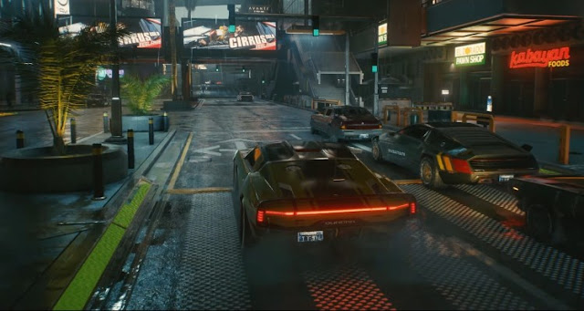 CYBERPUNK 2077 : Official Game Free Download