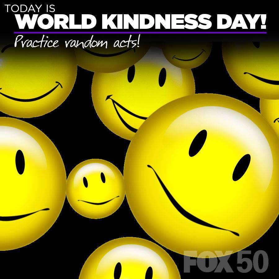 World Kindness Day Wishes Unique Image