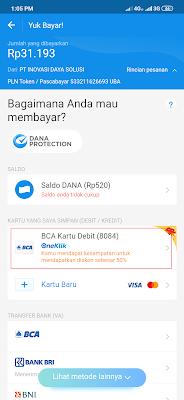 Cara Mudah Melakukan Transaksi dengan OneKlik BCA dari Aplikasi Dana