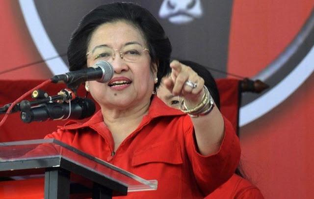 Megawati Usir Pendukung Khilafah dari Indonesia : Pergi Kalian!