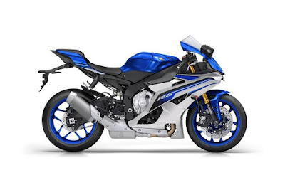 2016 Yamaha YZF-R6 side wallpapers