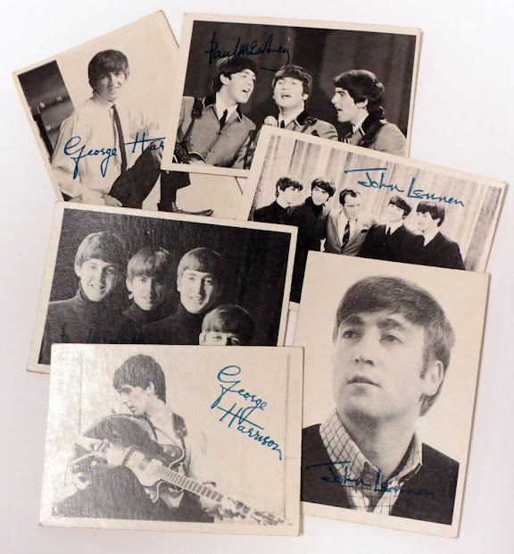Liverpool Beatles Auction Rare Complete Set Of Series 2