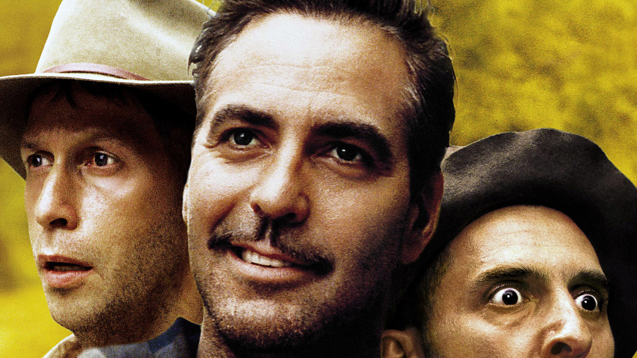 FilmFace: Oh Brother Where Art Thou? (2000) Moustache Hero ...