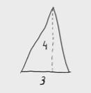 3.Área de un triángulo