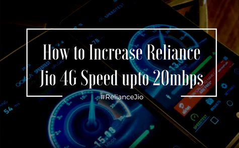 "When Reliance Jio was launched, the preview offer is only for Lyf Mobiles & users were getting good 4g speed (about 15-20 mbps). But Now Due to Heavy Load Servers, Both Download & Upload Speed has been reduced in some areas.So, here i am sharing 5 Awesome Tricks to Increase Reliance Jio Speed.  If you are getting very low speed while downloading or uploading, then you should try out following tricks one by one. How to Increase Reliance Jio Speed upto 20mbps With 5 Awesome Tricks: Trick 1: (Changing APN Settings) First Go to Settings & Tap Mobile Network Select APN (Access Point Name) & Scroll down until you see ""APN Protocol"" > Make it IPv4/IPv6 Click on ""Bearer"" Option & Choose LTE Now Save the APN Settings Turn on Your Data Connection & Check Your Internet Speed. If this tricks doesn't works for you. try next trick Trick 2: Rooted Phones Trick First Download 3G/4G Speed Optimizer apk file on your mobile phone Select Network Speed, Choose 12/28/7 - Max Speed (Low Battery Efficiency) option. Click on ""Apply Tweak"" Restart Your Mobile Phone & Check Your Internet Speed  If this tricks doesn't works for you. try next trick Trick 3: Using VPN (No Root Required) First Download ""Snap VPN"" App & Open it. Then you will see the list of countries with signal strength. Select the Country which has good strength & tap to connect. Note: It might not connect in first attempt, so give 2-3 try Once the Connection is established, Check Internet Speed If this tricks doesn't works for you. try next trick Trick 4: Using Speedify (For Both Desktop & Android) Download Speedify for Desktop or Download Speedify App  Simply Connect to Nearest Server (Recommended: Indian Server) & Check Internet Speed Trick 5: Changing Band (Caution!) Note: Try this trick at your own risk ! We will not be responsible for any damage. If you are noob/beginner, don't try this trick First Download MTK Engineering Mode App from here. Change band to 40 (2300 Mhz) Set FDD-LTE to 1800/850 Mhz (Optional) Further you can also use Speedify (Trick 4), to get more high speed. Save Everything & Check Internet Speed More Tricks are coming soon.. So, Bookmark this Page & Subscribe Our Blog For Free If you have any other genuine trick or getting any problem in above tricks, please share with us. Enter in Comment Box"