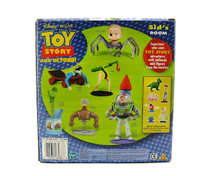 hasbro toy story sid's room gift set