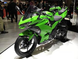 ninja 250 fi 2018 facelift