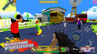Dude Theft Wars v0.84b Mod Apk For Android