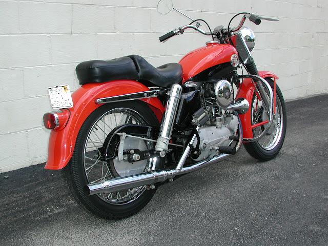 Harley Davidson Sportster XL 1957