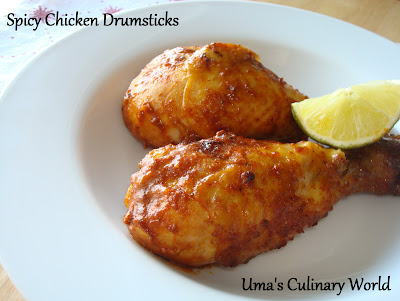 baked buffalo style chicken drumsticks