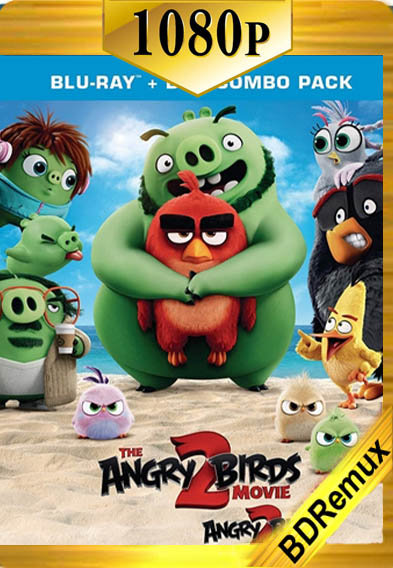 Angry Birds 2: La Película (2019) HD BDRemux 1080P [Latino-Inglés] [GoogleDrive] [memo38HD]