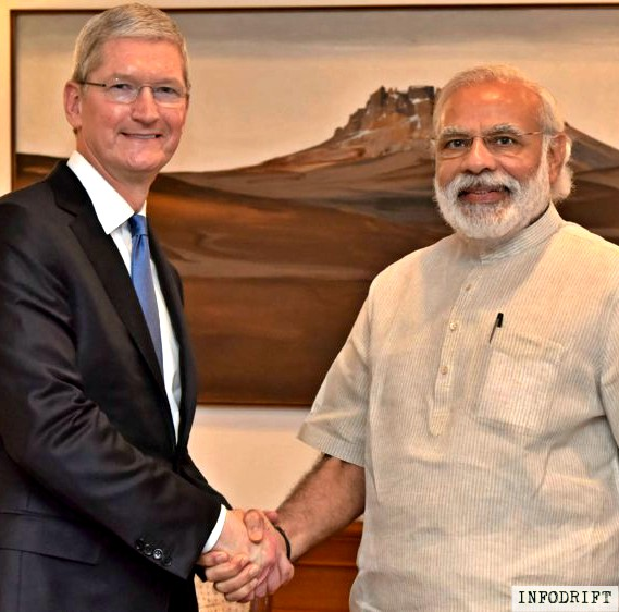 Apple: Tim Cook and company have bright plans to manufacture iPhones and start Apple stores in India... [get the inside details]
