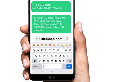 Transaksi Tidak Dapat Diproses Pada SMS Banking BNI? Inilah Penyebab dan Cara Mengatasinya
