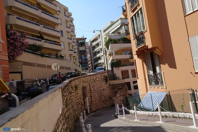 callejeando por Mónaco