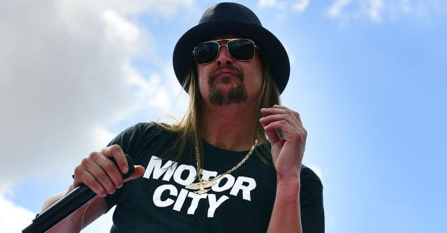 Kid Rock 'MOTOR CITY' T-Shirt.  PYGOD.COM