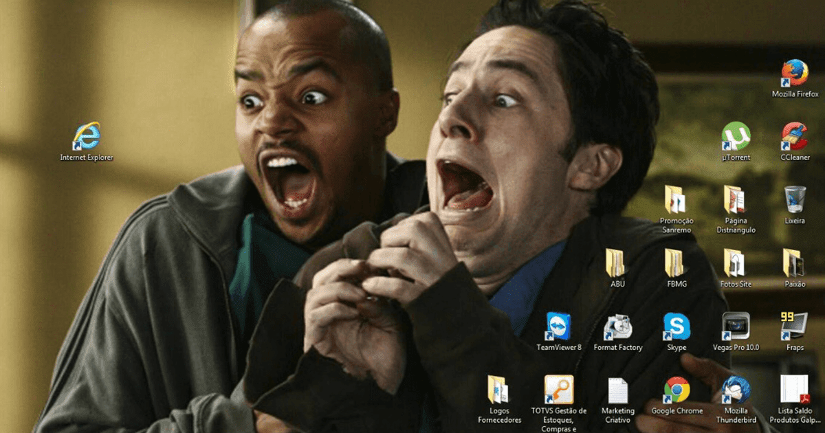 28 Creatively Hilarious Desktop Wallpapers We Wished We Had Thought Of First