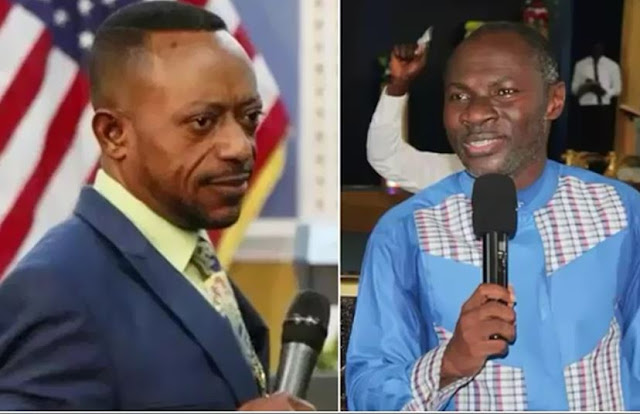 I Will Collapse Prophet Badu's Church – Rev. Owusu Bempah [Watch Videos]