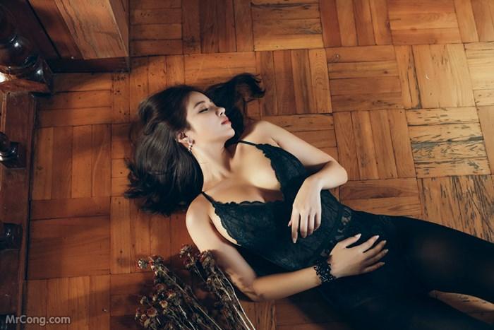 Image Kwon-Soo-Jung-MrCong.com-099 in post Người đẹp Kwon Soo Jung đầy mê hoặc trong bộ sưu tập nội y (134 ảnh)