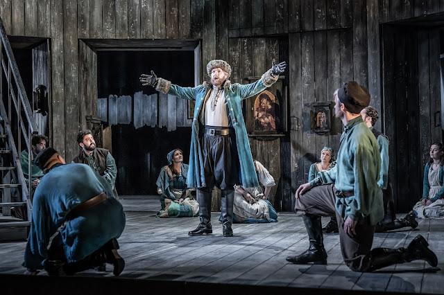 Rimsky Korsakov: Ivan the Terrible - David Shipley - Grange Park Opera (Photo Marc Brenner)