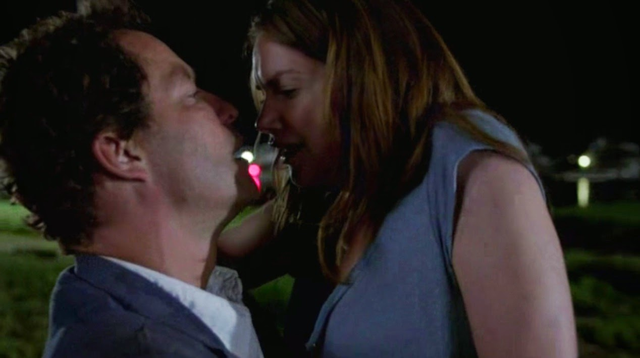 Noah y Alison, su primer encuentro sexual en The Affair