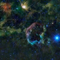 Supernova Remnant IC 443