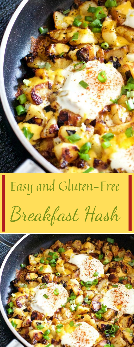 GLUTEN-FREE BREAKFAST HASH #diet #healthy