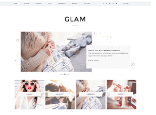 Free Download Glam Pro Theme by StudioPress