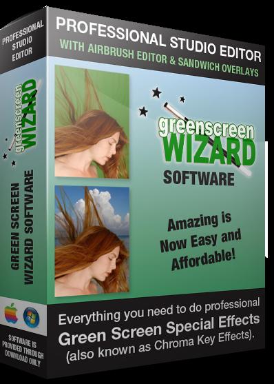 مجانا تحميل برنامج تغيير خلفيات الصور للكمبيوتر Green Screen