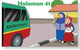 Siti pulang sekolah dijemput ibu www.simplenews.me