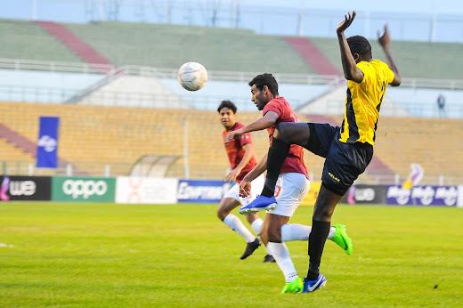 ملخص مباراة المقاولون العرب وسيراميكا (1-1) في الدوري المصري