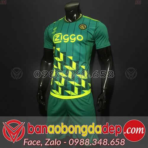 Áo Ajax Xanh Lá 2020 Training 6
