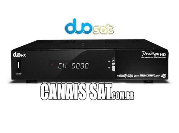 Duosat Prodigy HD Atualização V13.5 - 11/06/2021
